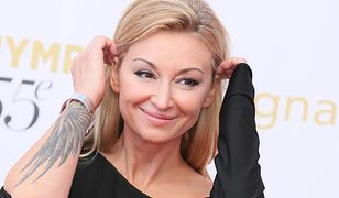 Martyna Wojciechowska jest szczęśliwa w związku z Przemysławem Kossakowskim.