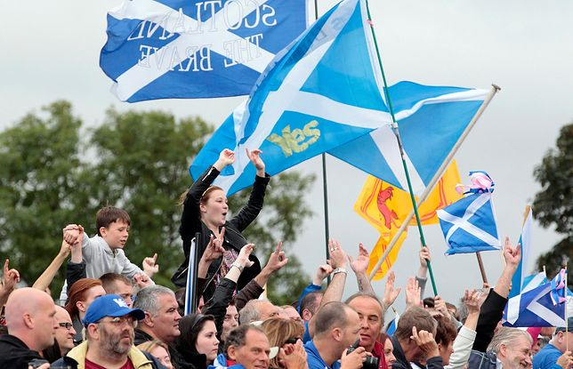 Szkoci i Irlandczycy mają dość Brexitu. Wolą opuścić Zjednoczone Królestwo