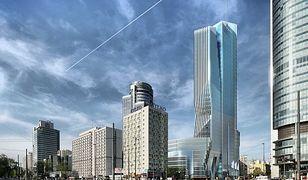 Przy Rondzie ONZ stanie 150-metrowy wieżowiec [ZDJĘCIA]