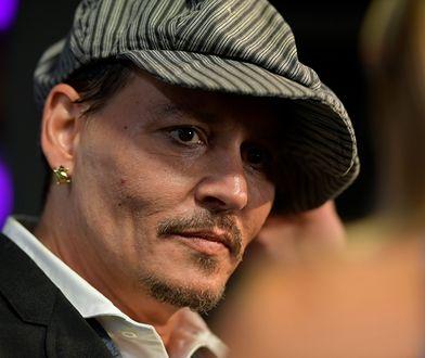 Johnny Depp wytacza działa przeciwko eks-żonie