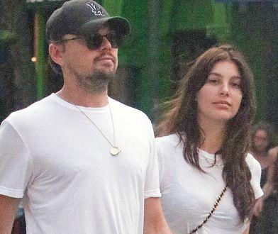 """Dziewczyna Leonardo DiCaprio jest w tym samym wieku co... """"Titanic"""""""