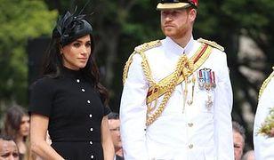 Książę Harry w mundurze