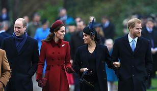 Ostatnie wspólne zdjęcie książąt Cambridge i Sussex. Dość wymowne