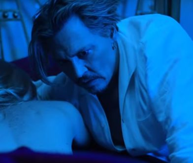 Screen z teledysku Marilyna Mansona.