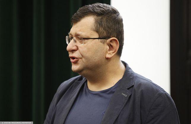 Zbigniew Stonoga niedawno wyszedł z aresztu.