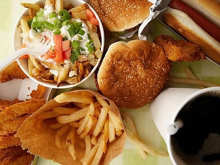 Fast foody w Europie zdrowsze niż w USA