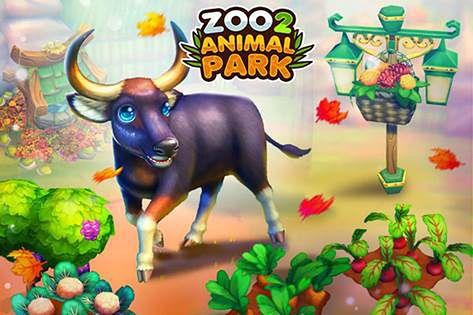 Gra zoo 3D świętujeDożynki specjalnym eventen jesiennym i nowym gatunkiem bydła