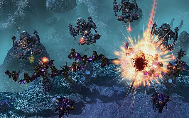 """Sztuczna inteligencja ogrywa mistrzów w """"Starcrafta II"""""""