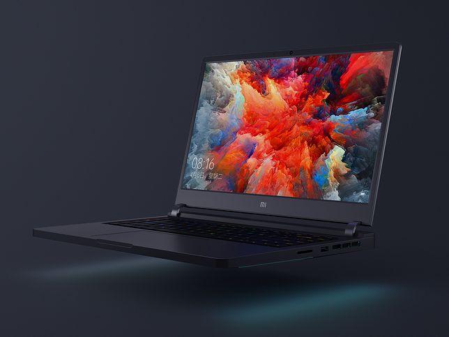 Xiaomi Mi Gaming Laptop - laptop dla graczy w konkurencyjnej cenie