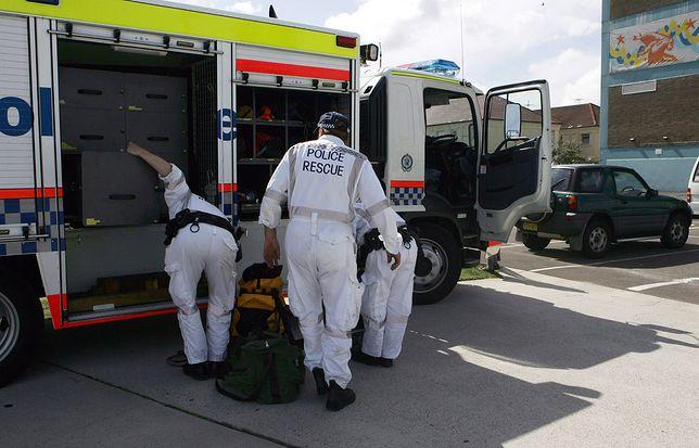 Służby ratunkowe w RPA