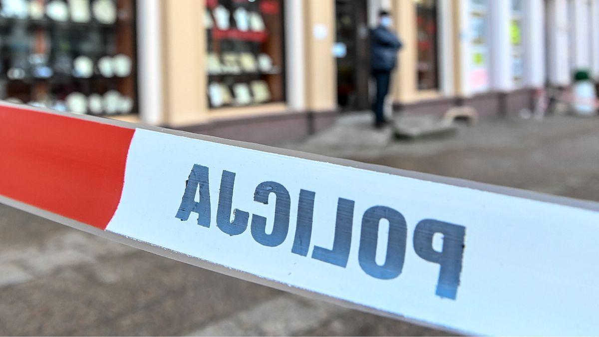 Policja szuka sprawcy, firma oferuje sporą nagrodę za jego wskazanie