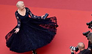 Helen Mirren - mistrzyni improwizacji!