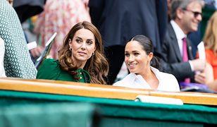 Kate Middleton i Meghan Markle mają za sobą nie przepadać