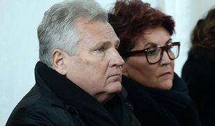 Jolanta Kwaśniewska mówi, że jej mąż nie toleruje alkoholu