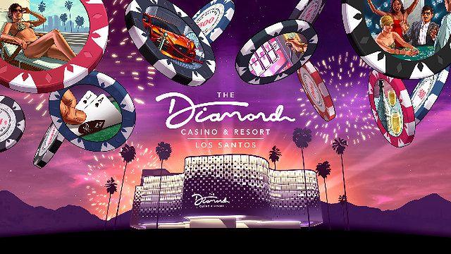 GTA Online: Diamond Casino & Resort