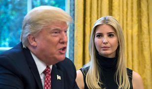 """Rodzina Trumpów ma """"długie ręce"""". Interesowanie się fabrykami Ivanki jest niebezpieczne"""