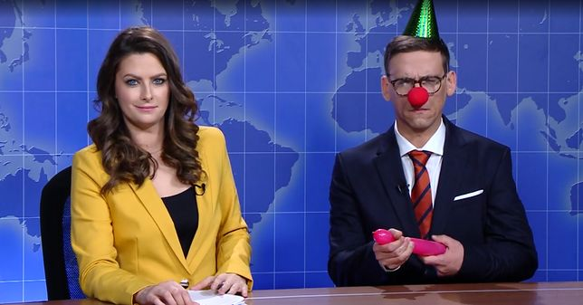 SNL Polska Weekend Update - oglądaj w Telewizji WP w każdą niedzielę o 20:20