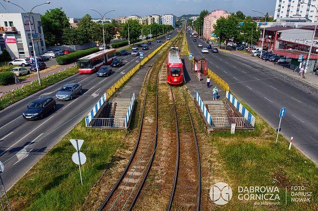 Dąbrowa Górnicza. Będzie wielki remont torowiska w centrum miasta.