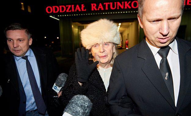 Maria Kiszczak: mąż mi radził, że w razie jakichś kłopotów, mam zanieść te dokumenty do IPN-u