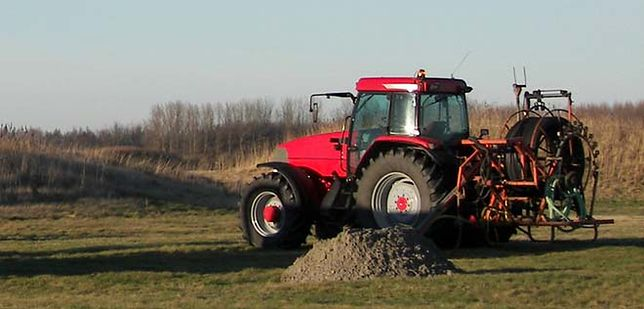 Apel Inspekcji Pracy do rolników o ostrożność przy żniwach