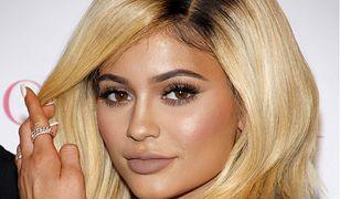 Kylie Jenner już tak nie wygląda
