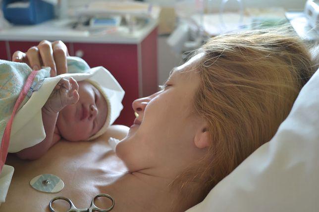 Makijaż do porodu to dla wielu kobiet zupełnie naturalna kwestia