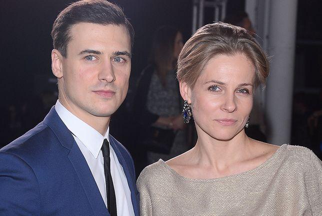 Mateusz Damięcki udostępnił emocjonalny wpis żony
