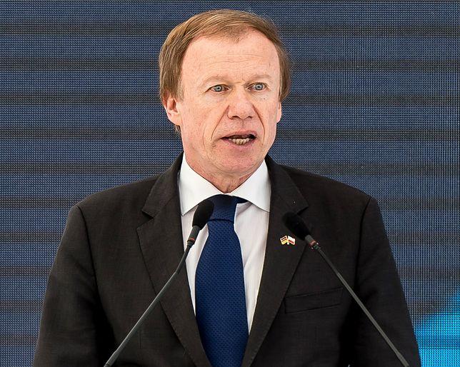 Reparacje wojenne. Ambasador Niemiec w Polsce: prawnie kwestia jest zamknięta, moralnie - nie