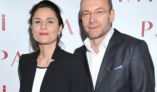 Dorota Landowska i Mariusz Bonaszewski pobrali się po 17 latach związku