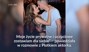 Wiktoria Gąsiewska odnosi się do plotek o rozstaniu z Adamem Zdrójkowskim
