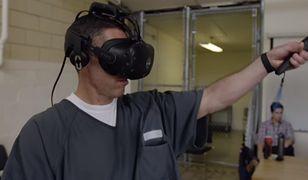 Więźniowie korzystają z VR aby dostosować się do społeczeństwa