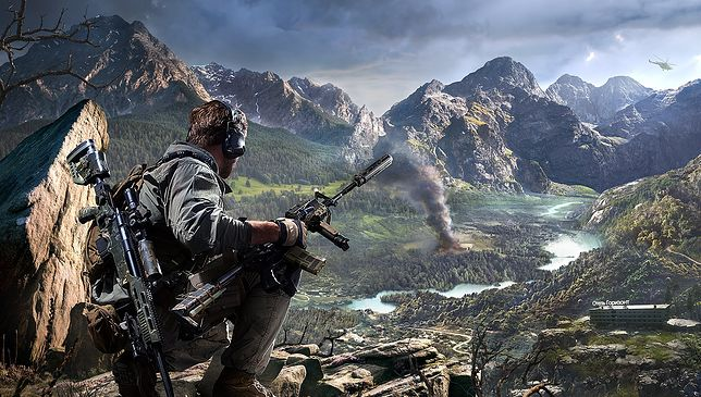 "Seria ""Sniper: Ghost Warrior"" w nowym Humble Bundle"
