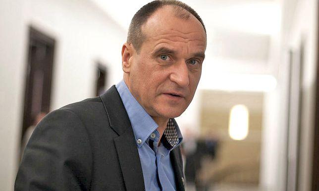 Paweł Kukiz współczuje żonie i innym nauczycielom fiaska strajku