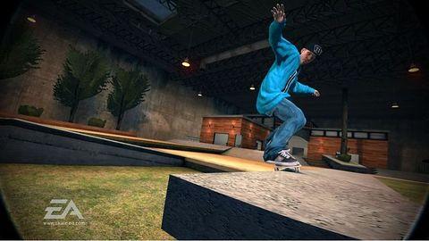 Nowa miejscówka do Skate 2