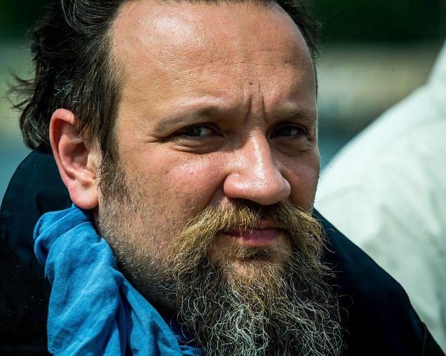 Marcin Kędryna. przyjaciel prezydenta