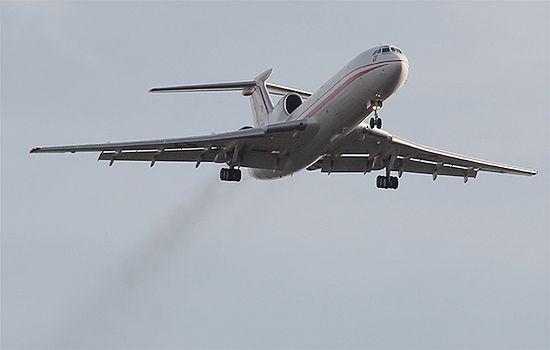 Wojsko powtarza tragiczny lot Tu-154? - zdjęcia