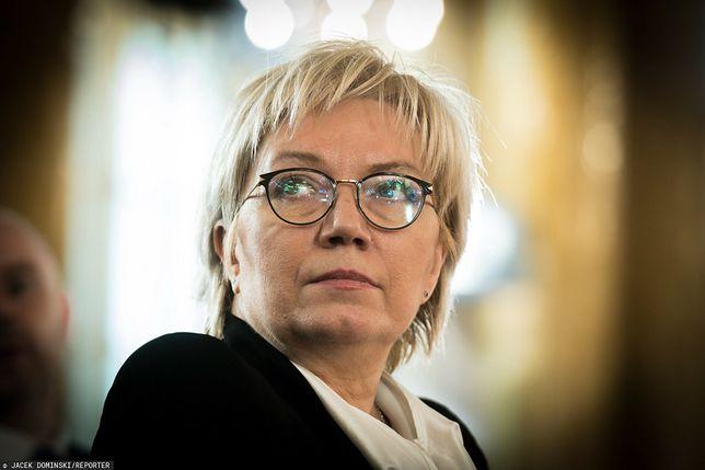 Julia Przyłębska kolejny raz ignoruje posiedzenie parlamentarnej komisji