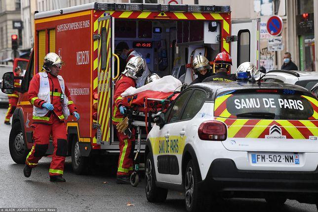 Atak w Paryżu. Napastnik oszukał władze. Przez trzy lata wyłudzał zasiłek