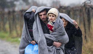Bierzyński udostępnił uchodźcom dom i zobowiązał się pomóc znaleźć pracę