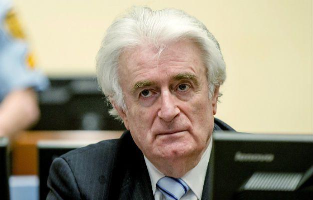 """Radovan Karadżić odwołał się od wyroku 40 lat więzienia za zbrodnie wojenne. """"Proces był nieuczciwy"""""""