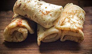 Krokiety z parówkami i serem. Pysznie i tanio
