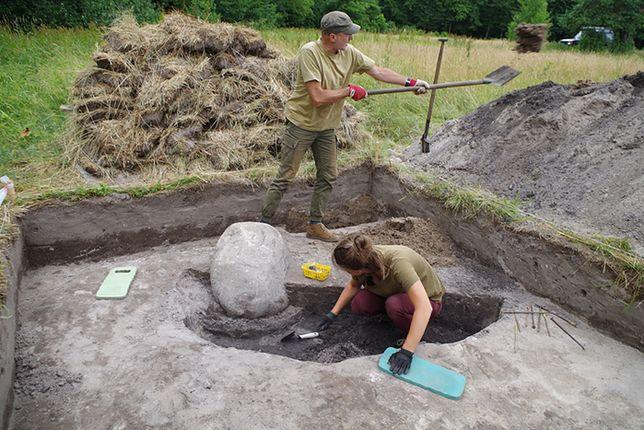 Archeolodzy odkryli osadę pod Hajnówką.