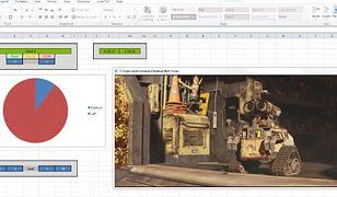 Napisał odtwarzacz multimedialny w... Excelu!
