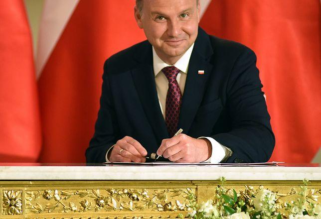 Jako samodzielny polityk Andrzej Duda nie istnieje. Nasz sondaż