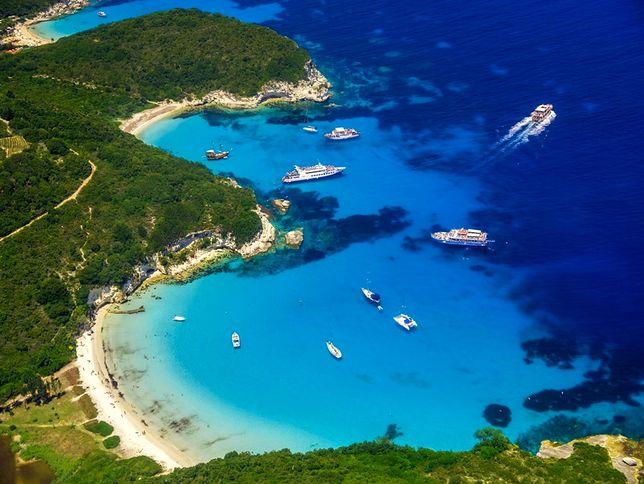 korfu, grecja, wyspy jońskie