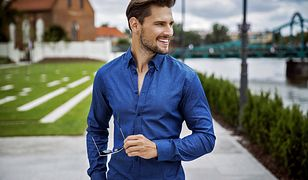 Eleganckie modele dla eleganckiego mężczyzny