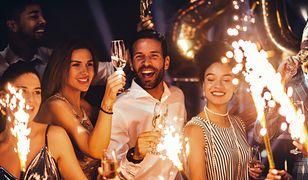 Niech karnawałowa zabawa będzie szampańska