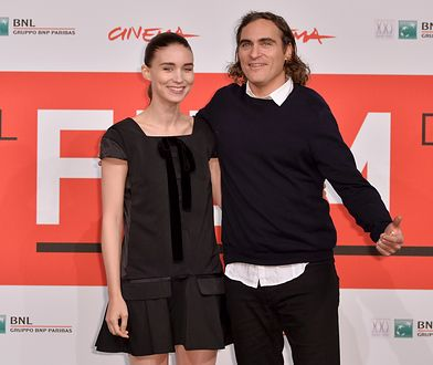Rooney Mara i Joaquin Phoenix zaręczyli się!