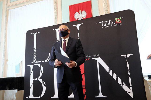 Koronawirus. Krzysztof Żuk, prezydent Lublina jest zakażony
