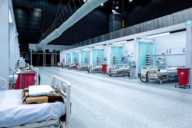 Szpital tymczasowy w Katowicach